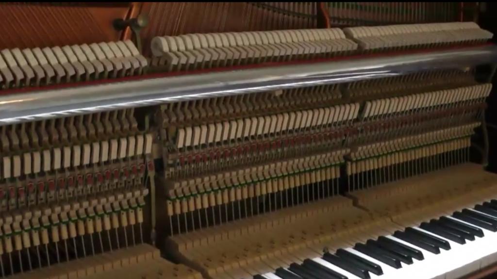 Как выбрать б/у пианино