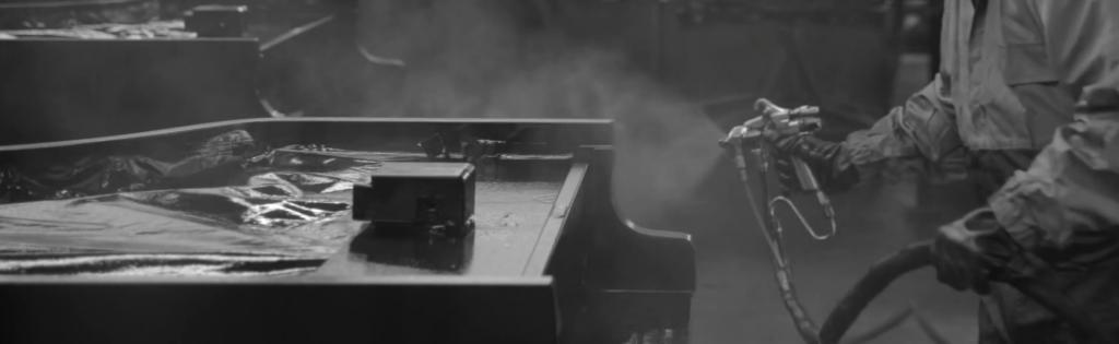 Как делают фортепиано